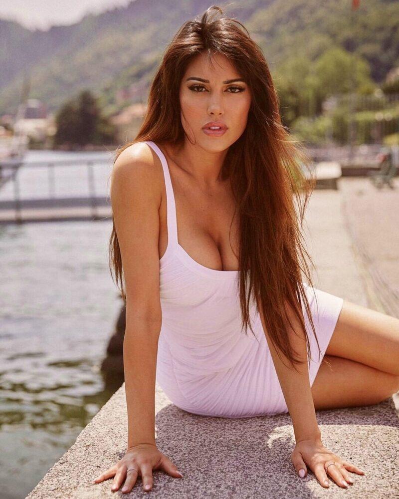 GUESS GIRL ESTRELLA NOURI INTERVIEW WITH VAULT MIAMI