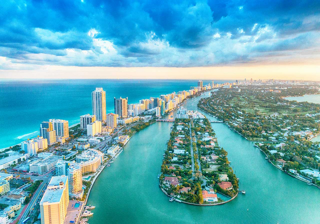 TIME TO CONSIDER MOVING TO MIAMI